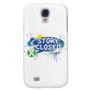 Story Closed Galaxy S4 Case