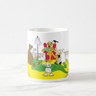 Story Hour Coffee Mug