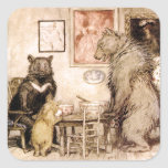 Story of the Three Bears Sticker