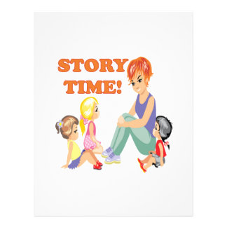 Story Time 3 21.5 Cm X 28 Cm Flyer