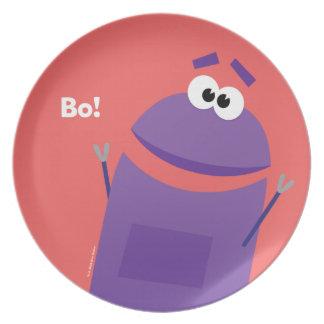 StoryBots Bo Plate