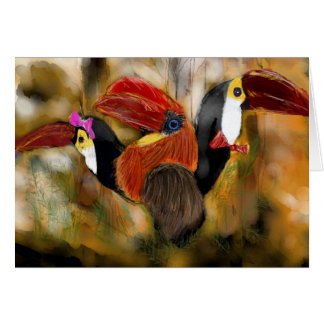 Storyteller - Clipped Wings Card