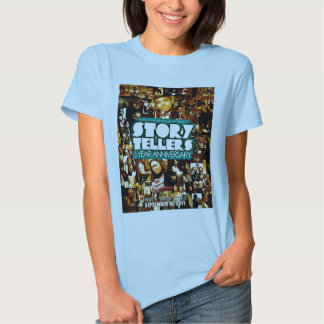 StoryTellers 3 Year Anniversary Collage T Shirt