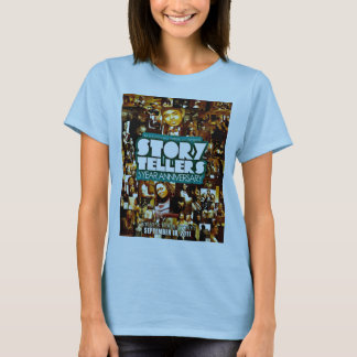 StoryTellers 3 Year Anniversary Collage T-Shirt
