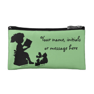 Storytime With Friends Cosmetics Bags