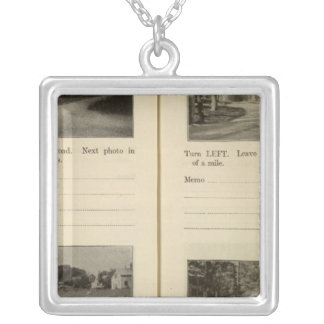 Stottville Hudson Silver Plated Necklace