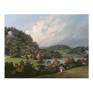 Stourhead Postcard