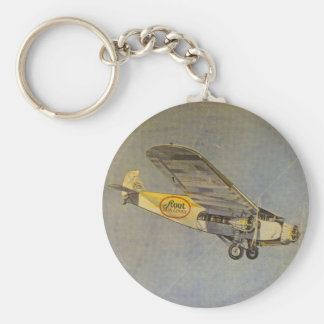 Stout Airlines Key Ring