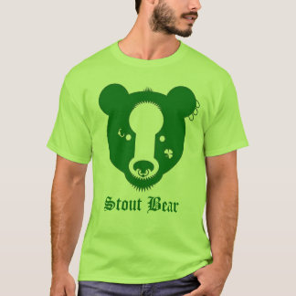 Stout Bear T-Shirt