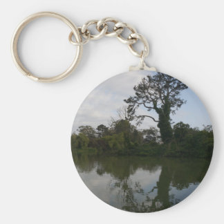 Stow Lake, San Francisco, USA #7 Keychain