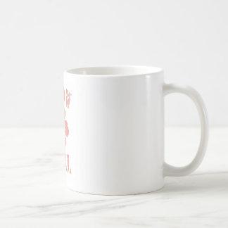 Stow Pink Girl Basic White Mug