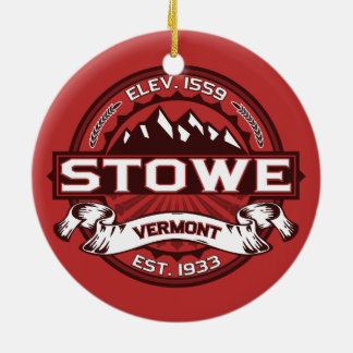 Stowe Logo Ornament
