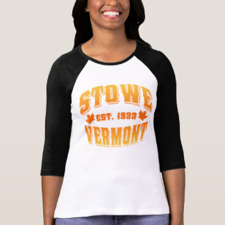Stowe Old Style Autumn T-Shirt