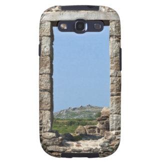 Stowe s Hill Window Minions Cornwall UK Samsung Galaxy SIII Cases