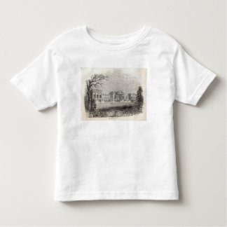 Stowe - the Garden Front T Shirts