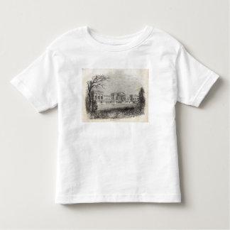 Stowe - the Garden Front Toddler T-Shirt