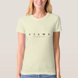 Stowe Vermont T-Shirt
