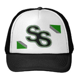 Str8 Stripes logo hat