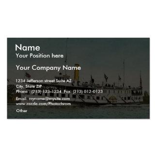 Str New York Thousand Islands classic Photochr Business Cards