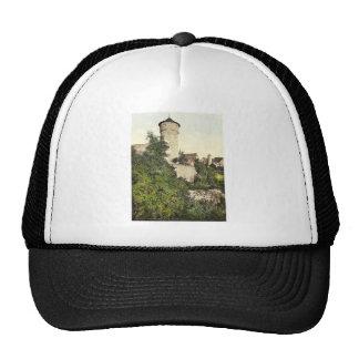 Straft Tower, Rothenburg (i.e. ob der Tauber), Bav Mesh Hat
