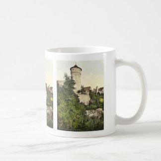 Straft Tower, Rothenburg (i.e. ob der Tauber), Bav Coffee Mugs