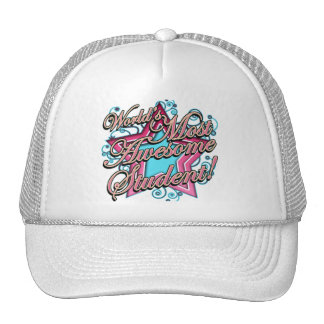 Straight A Student Hat