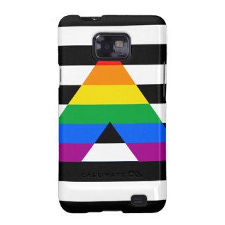 Straight Ally Pride Samsung Galaxy S2 Cases
