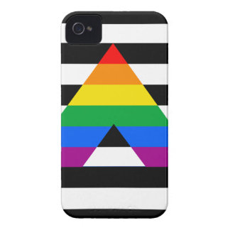 Straight Ally Pride iPhone 4 Cover