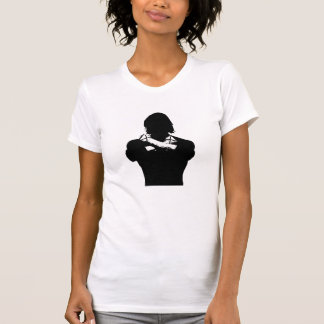 Straight Edge Silhouette T-Shirt