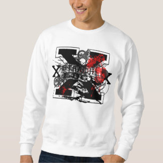 Straight Edge Sweatshirt