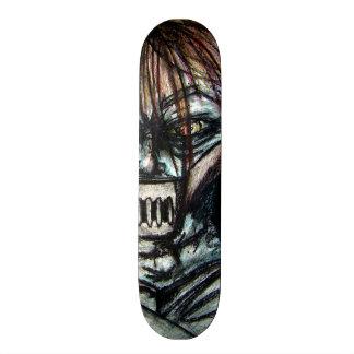 Straight Jacket Psycho Killer for Halloween Skateboards