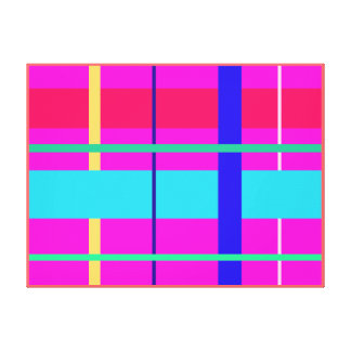 Straight Lines Canvas Prints