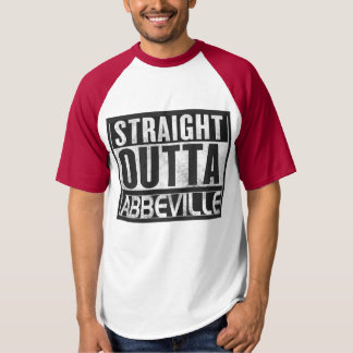 Straight Outta Abbeville T-Shirt