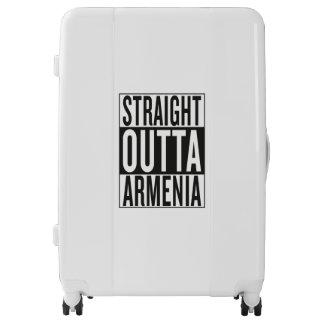 straight outta Armenia Luggage