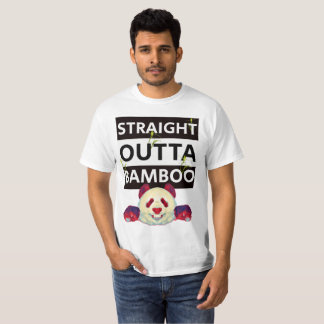Straight Outta Bamboo T-Shirt Original