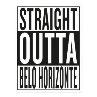 straight outta Belo Horizonte Postcard