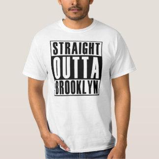 Straight Outta Brooklyn T Shirts