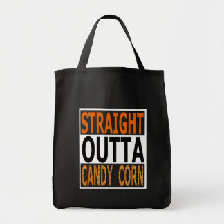 Straight Outta Candy Corn Funny Halloween
