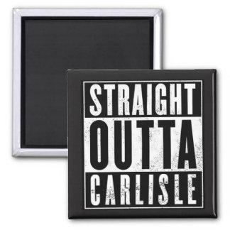 STRAIGHT OUTTA CARLISLE! MAGNET