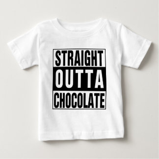Straight Outta Chocolate Baby T-Shirt