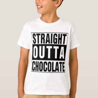Straight Outta Chocolate T-Shirt