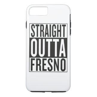 straight outta Fresno iPhone 7 Plus Case