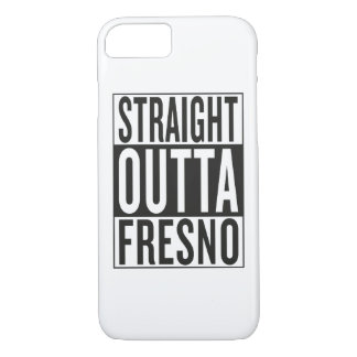 straight outta Fresno iPhone 8/7 Case