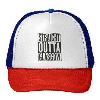 straight outta Glasgow Cap