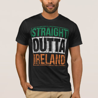 Straight Outta Ireland T-Shirt