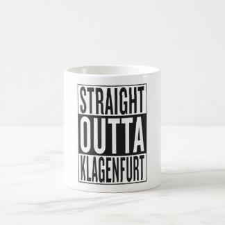 straight outta Klagenfurt Coffee Mug