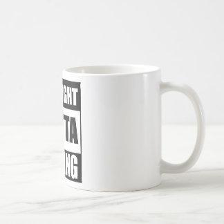 Straight Outta Lifting Coffee Mug