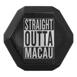 straight outta Macau