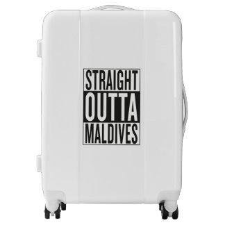 straight outta Maldives Luggage