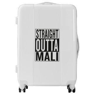 straight outta Mali Luggage